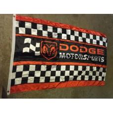 Flagga Dodge Motorsport